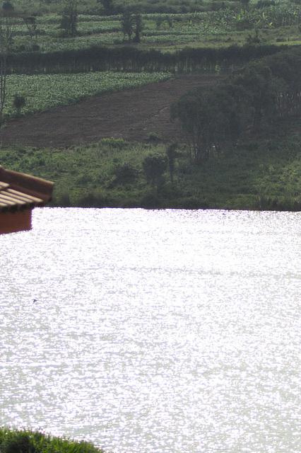 La lago Muhazi