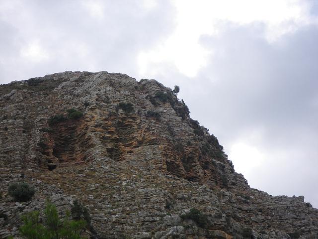 Route intérieure : canyon 1