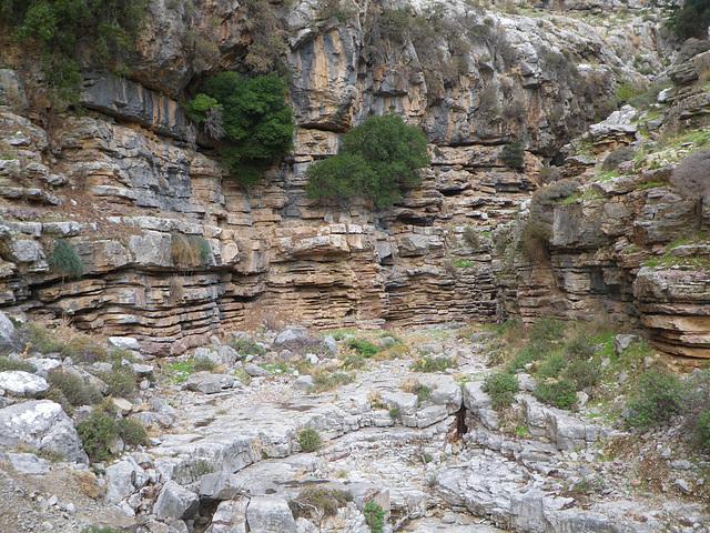 Route intérieure : canyon 2