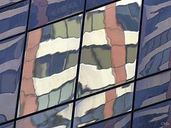Reflection art