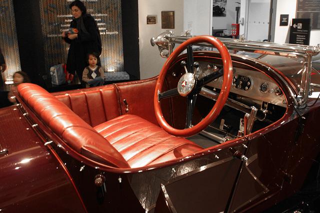 1923 Mercedes 28/95 Targa Florio - Petersen Automotive Museum (7954A)