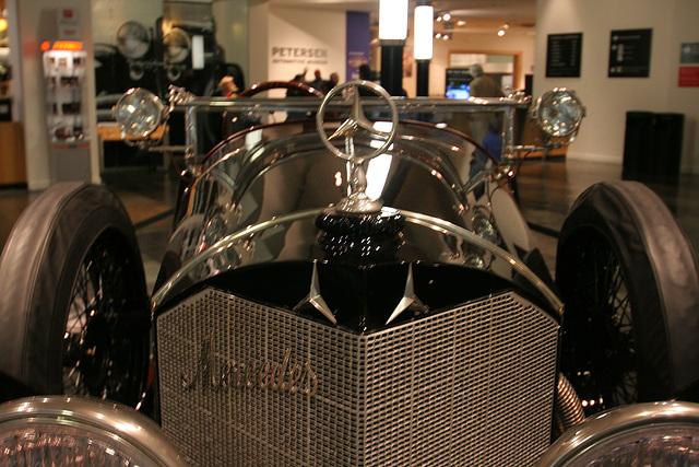 1923 Mercedes 28/95 Targa Florio - Petersen Automotive Museum (7953)