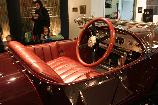 1923 Mercedes 28/95 Targa Florio - Petersen Automotive Museum (7954)