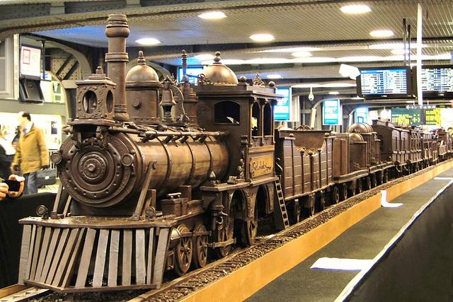 978[1]12 Train en Chocolat .....