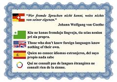 Goethe DE-EO-EN-ES-FR
