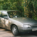 My lovely Vauxhall Carlton car which took me on many journeys