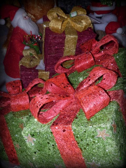 Les cadeaux de Clofotos....