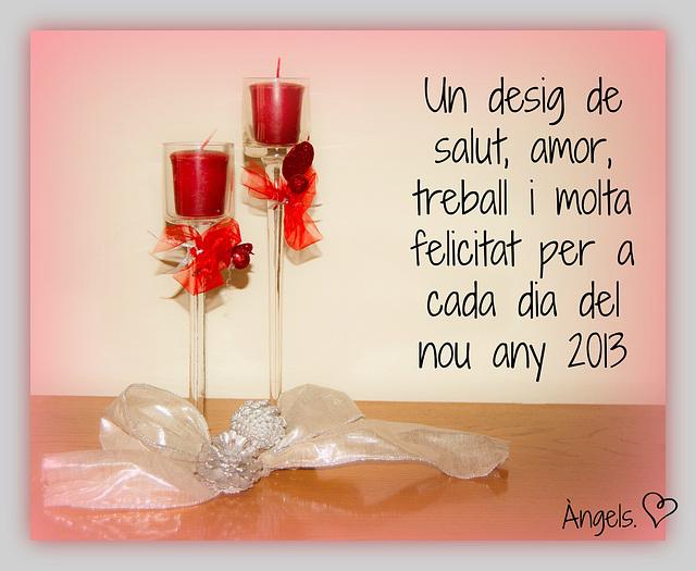 Feliç Any 2013