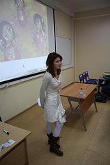 Anna prelegas dum LF