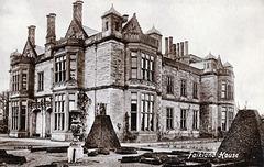Garden Facade, Falkland House, Fife