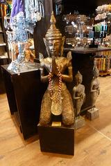 Thailändische Skulptur -