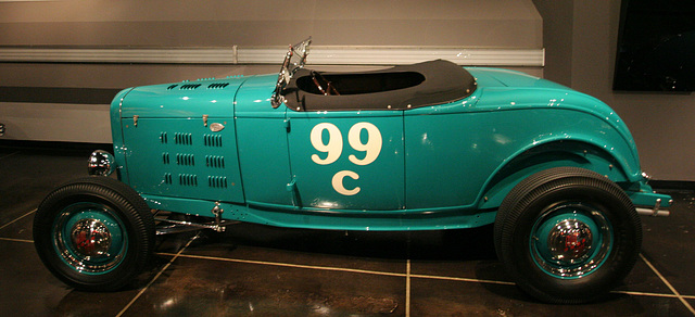 1932 Ford Ray Brown Roadster - Petersen Automotive Museum (8110)
