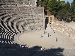 Greklando  Greece Epidauros Theatro