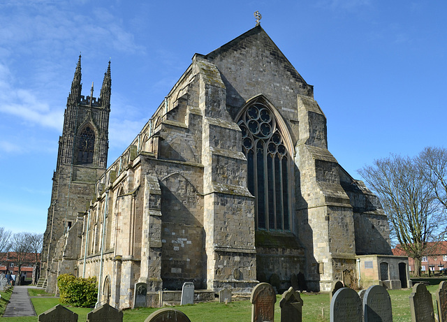 Bridlington Priory