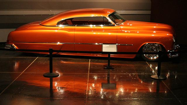 1952 Buick Riviera Custom Resilience - Petersen Automotive Museum (8113)