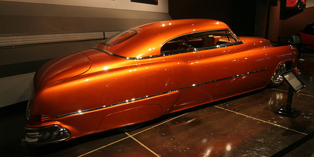 1952 Buick Riviera Custom Resilience - Petersen Automotive Museum (8115)