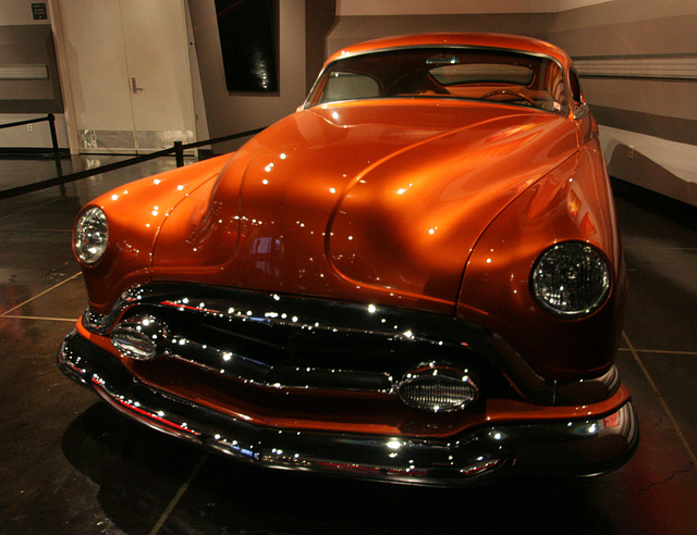 "1952 Buick Riviera Custom ""Resilience"" - Petersen Automotive Museum (8117)"