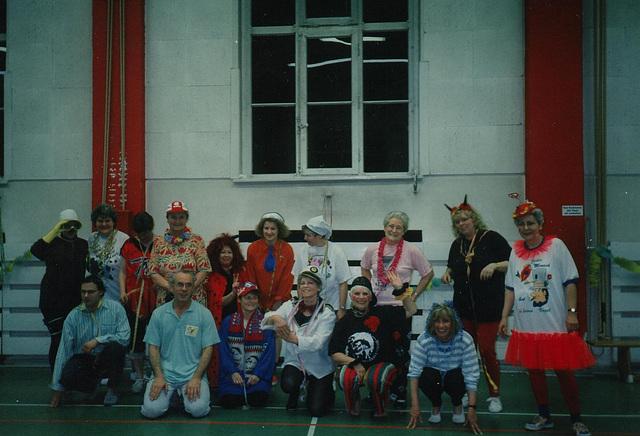 Turngruppe Stammestrasse