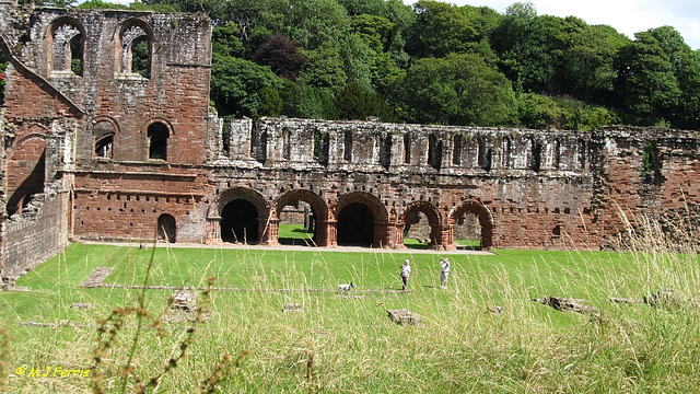 Furness Abbey for photo phun