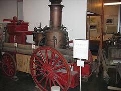 Steam Pump fire engine
