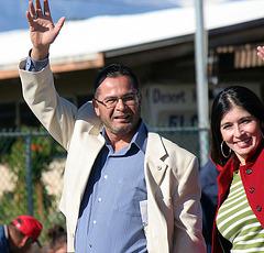 DHS Holiday Parade 2012 - Assemblyman V. Manuel Pérez (7753)