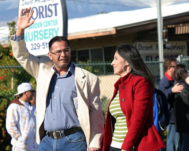 DHS Holiday Parade 2012 - Assemblyman V. Manuel Pérez (7755)