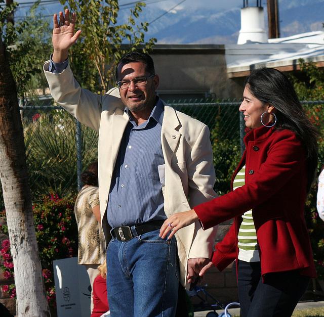 DHS Holiday Parade 2012 - Assemblyman V. Manuel Pérez (7758)