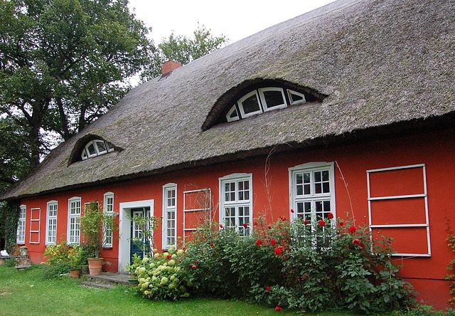 domo en la ceramikejo en Morgenitz/ Usedom