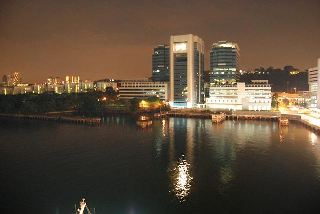 Une nuit à Singapour