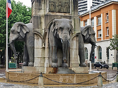 P6067361ac Chambery Elephant Fountain 1838