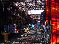 Souk Shadows