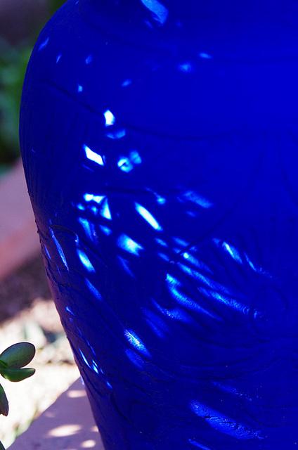 Ombrage Bleu