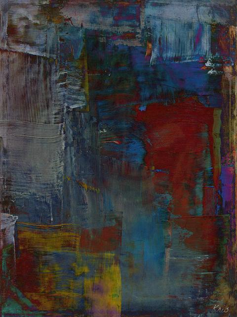 ................Seules couleurs......... D'un futur ........qui est dèjà ................le passé