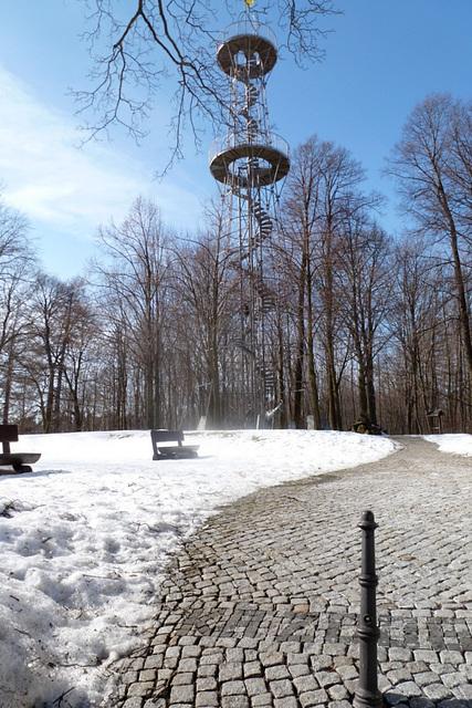 1. Tour Sächsische Schweiz - Vorfrühling