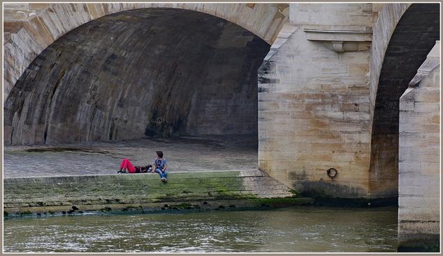 ....quai de Seine...!!