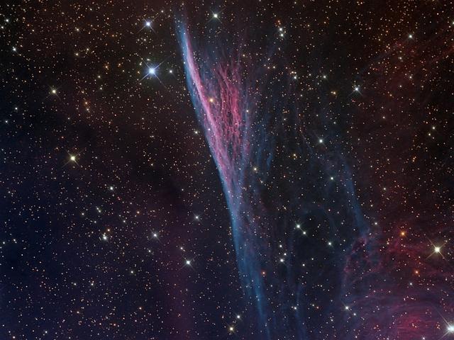 NGC 2736 (Pencil Nebula)