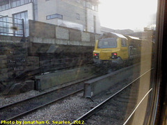 Freightliner #70011, Picture 2, Cardiff, Wales (UK), 2012