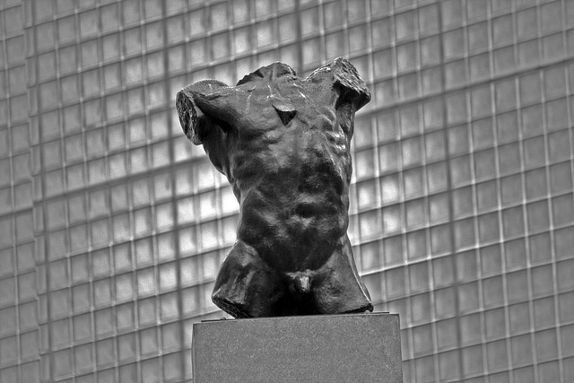 Marsyas (Torso of the 'Falling Man') by Rodin at LACMA (8221)