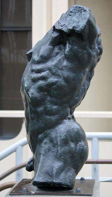 Marsyas (Torso of the 'Falling Man') by Rodin at LACMA (8223)
