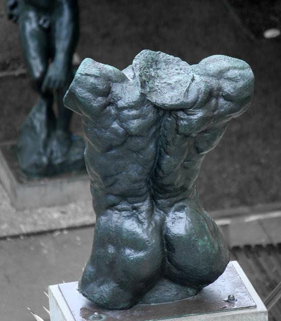 Marsyas (Torso of the 'Falling Man') by Rodin at LACMA (8241)