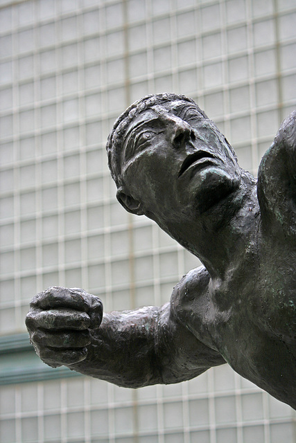 Herakles-The Archer by Bourdelle at LACMA (8230)