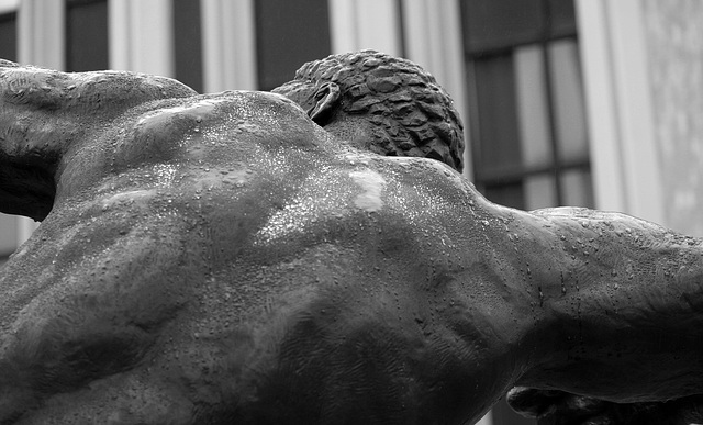 Herakles-The Archer by Bourdelle at LACMA (8231)