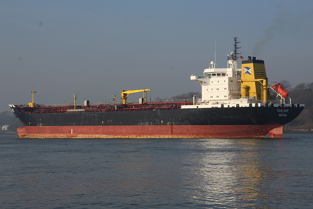 Tanker  SEAHAKE
