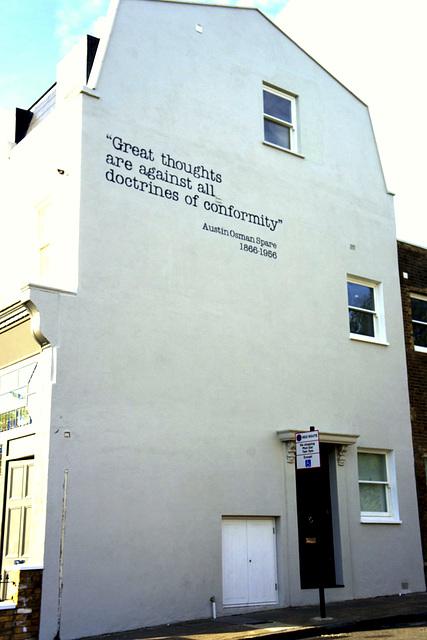 Brixton wall