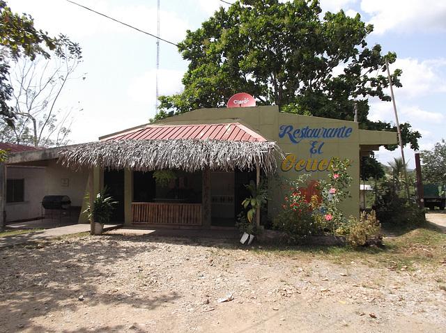 Restaurante Ocueño.