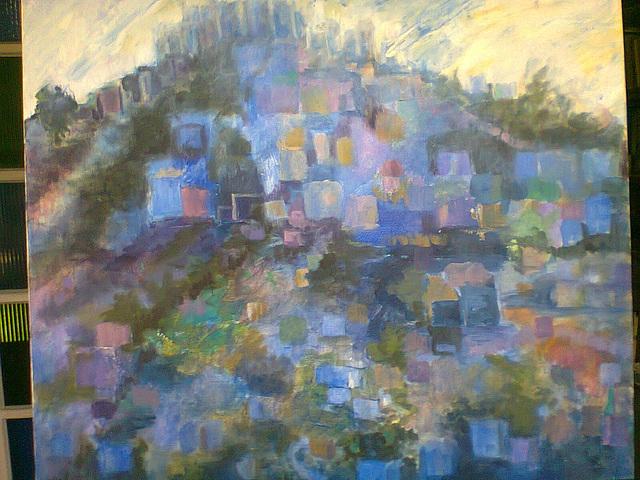 The Blue City 006