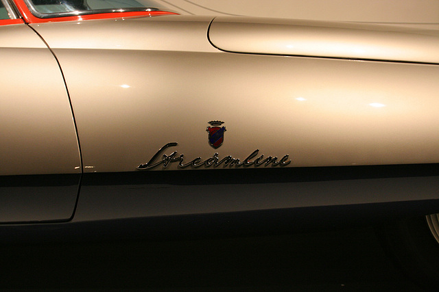 1955 Ghia Streamline X Gilda - Petersen Automotive Museum (8135)