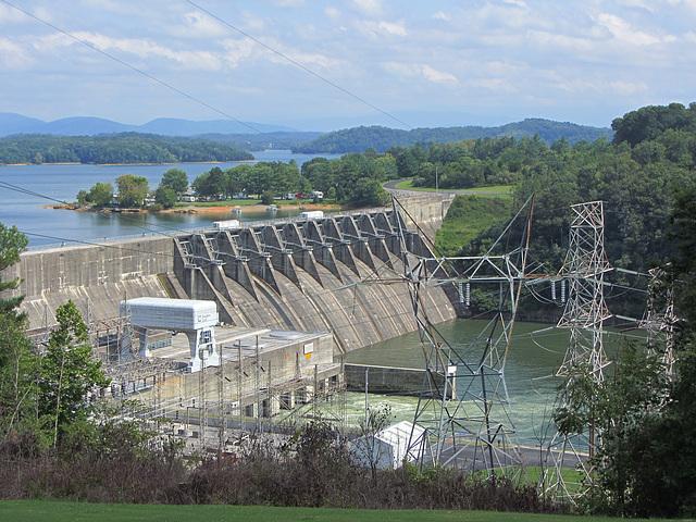 Douglas Dam - 2