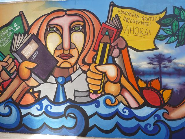 Mural de Chile 5