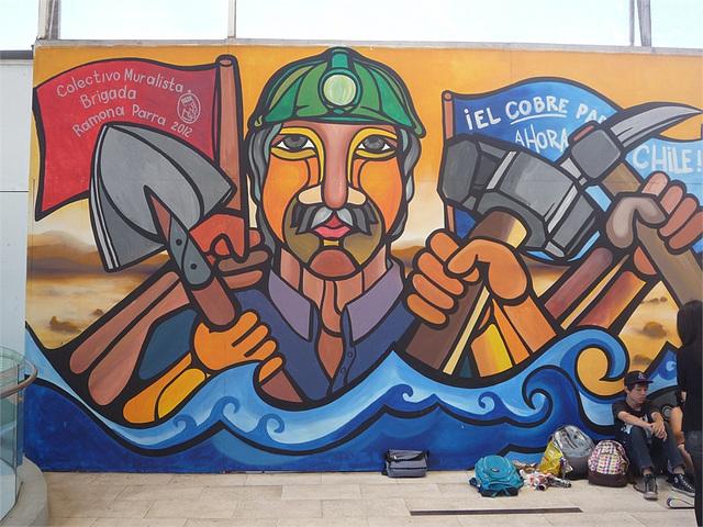 Mural de Chile 3